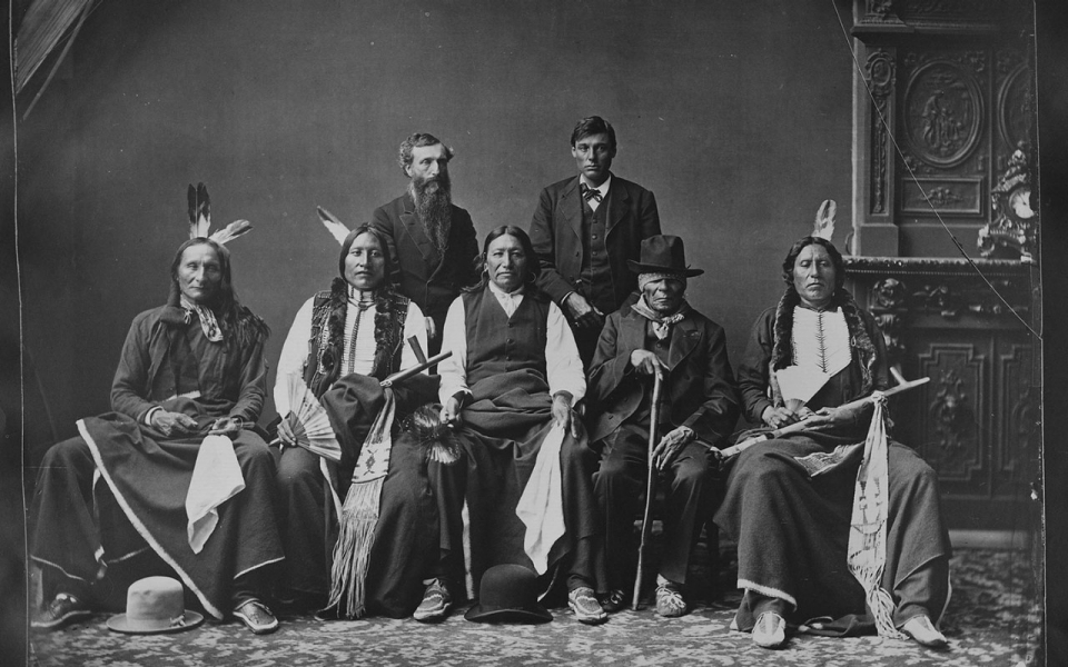 Native American policies in the United States and Canada