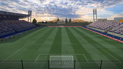 PES 2017 Stadium Estadio Alfredo Di Stefano by PES Mod Goip