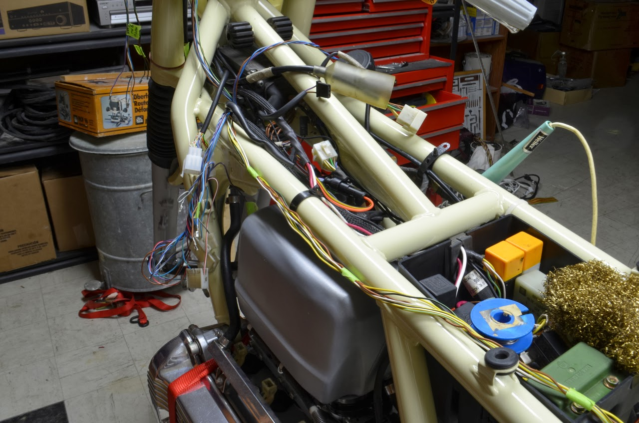 Bmw K75 Wiring Bookmark About Diagram K1100 Re My Retro Customization Rh K75retro Blogspot Com Loom