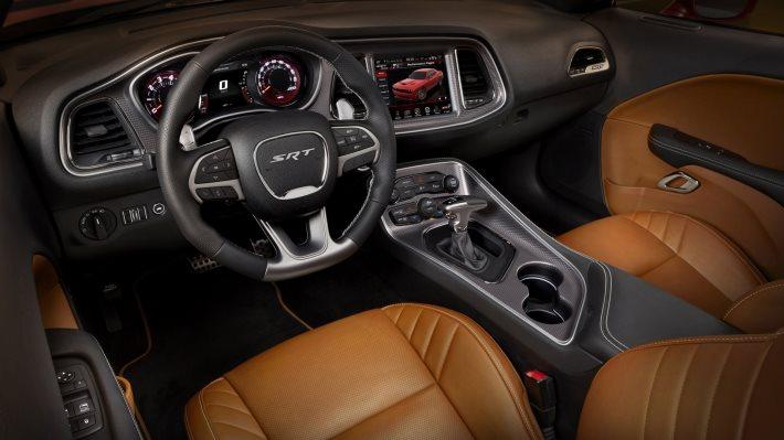 Wallpaper 3: Dodge Challenger SRT Hellcat 2015