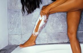 ξύρισμα ποδιών