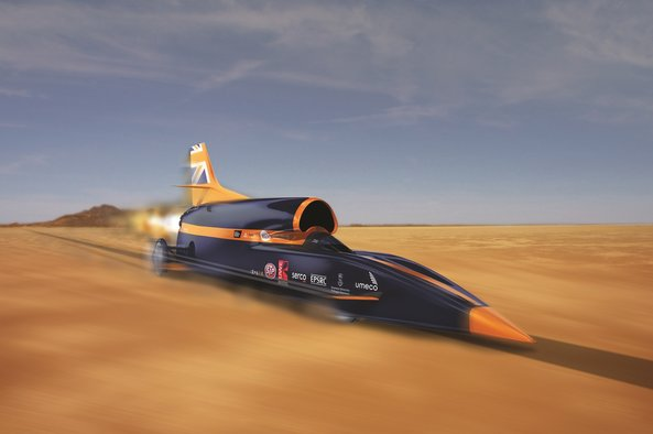 Fastest Jet In The World >> Bloodhound SSC - Facts Pod