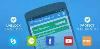 Hotspot Shield VPN ELITE for Android 4.3.5 Apk Full Versi