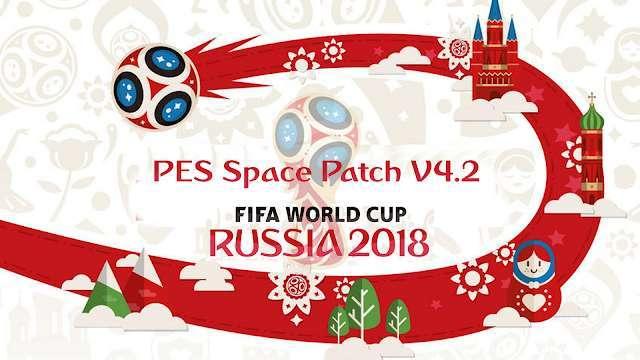 PES Space Patch V4 AIO Season 2018/2019 PES 2013