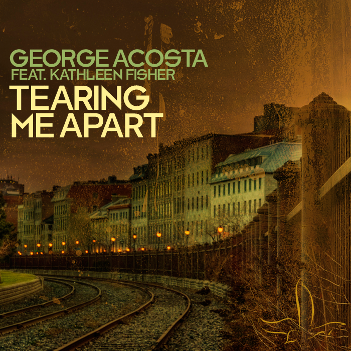 Tearing Apart: Trance Custom Covers: George Acosta (feat. Kathleen Fisher