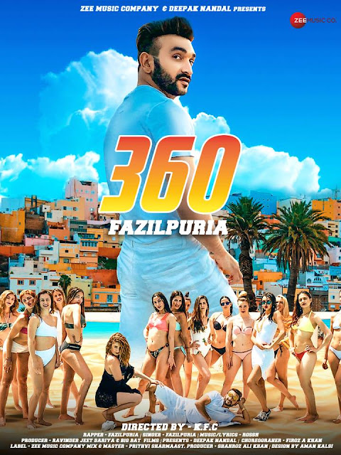 360 Lyrics - Fazilpuria