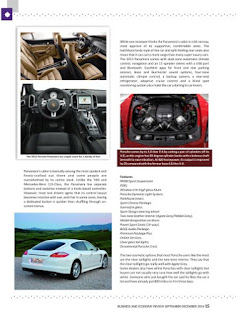 Cars Porsche Panamera www.checklistmag.com