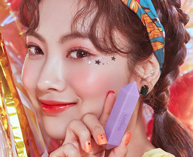 (K-Beauty) Les Wish Stone Tint de Missha : pour des lèvres hautes en couleur !
