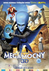 Książki & filmy: 'Megamocny' (Megamind, 2010) - film