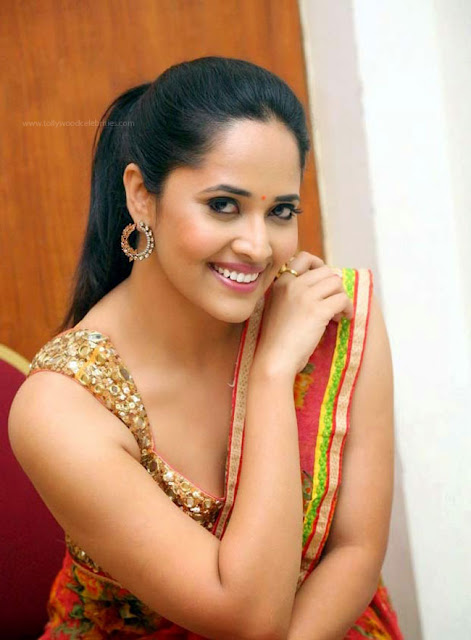 Anasuya Item Song Shoot Completed For Winner