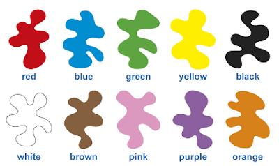 Resultado de imagen de colours in english