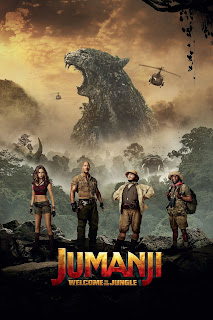 Download Jumanji: Welcome to the Jungle (2017) BluRay Subtitle Indonesia
