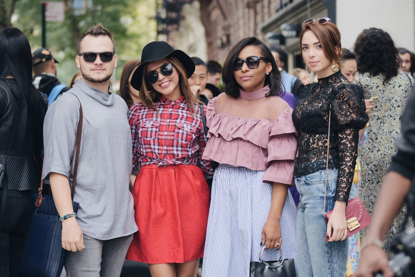 NYFW - Day 1  Spring/Summer 2018 Indonesian Diversity
