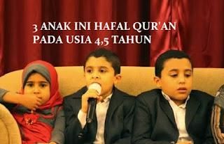 Hafal Al Qur'an