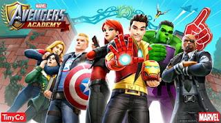 MARVEL Avengers Academy v.1.1.0.1 MOD APK