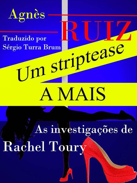 Um striptease a mais - Agnès Ruiz