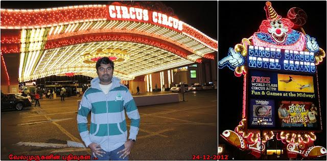 Las Vegas Casino Circus Circus