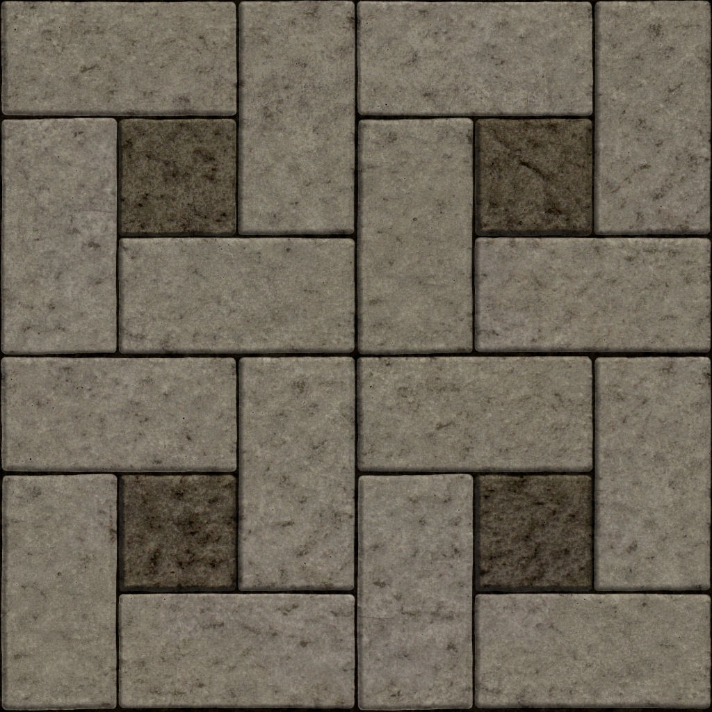 stone floor tile texture. Seamless Floor Concrete Stone Block Tiles Texture 1024px High Resolution Textures