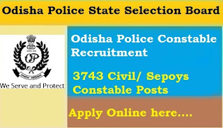 Odisha-Police-Constable-Recruitment-2018