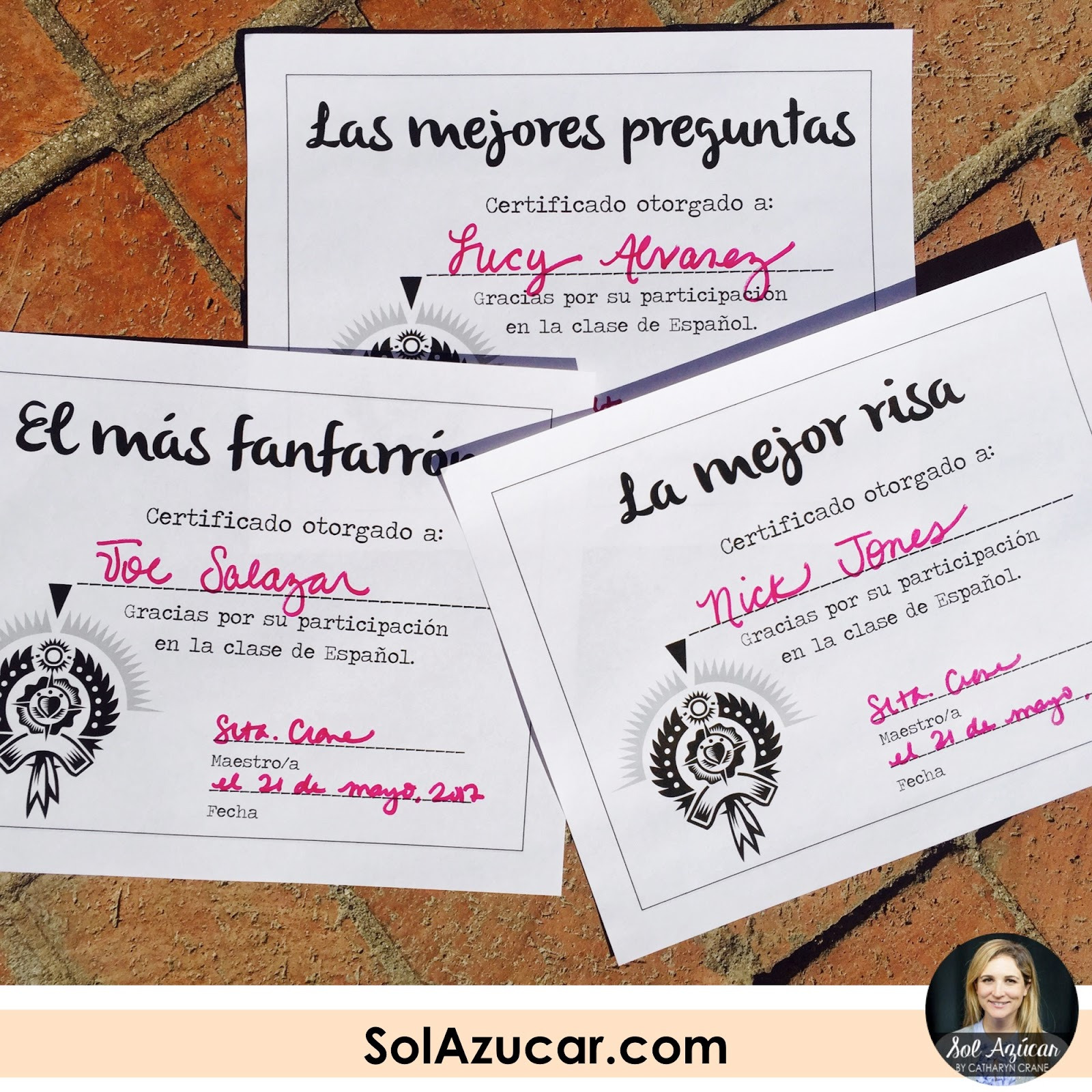 Ideas For The Last Weeks Of Spanish Class Secondary Spanish Space