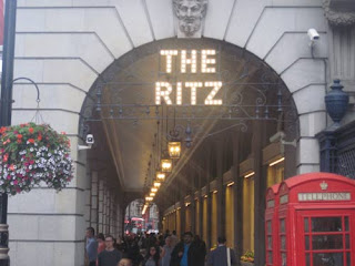 Puttin' On The Ritz.