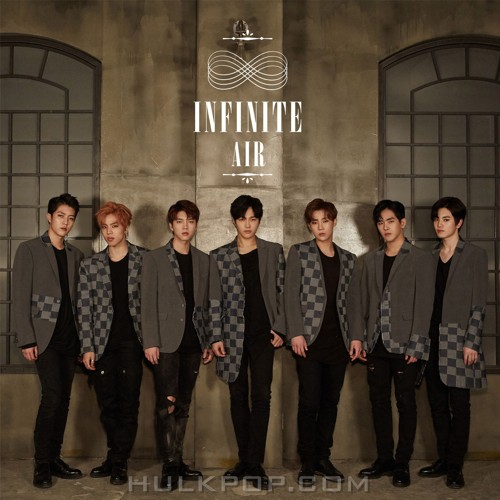 INFINITE – AIR -Japanese Ver.-