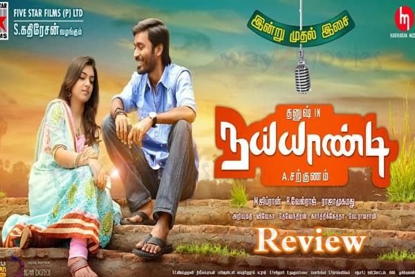 Naiyandi 2013 Tamil Movie Online