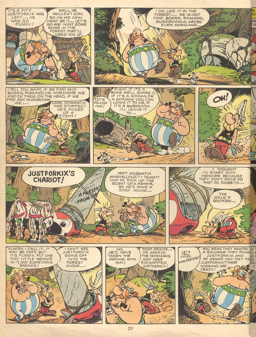 asterix and the normans pdf