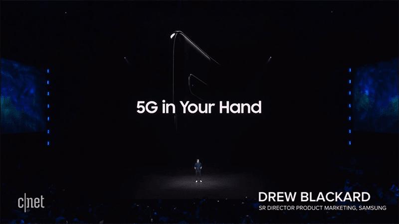 Samsung announces a 5G Galaxy S10 variant with quad-camera setup