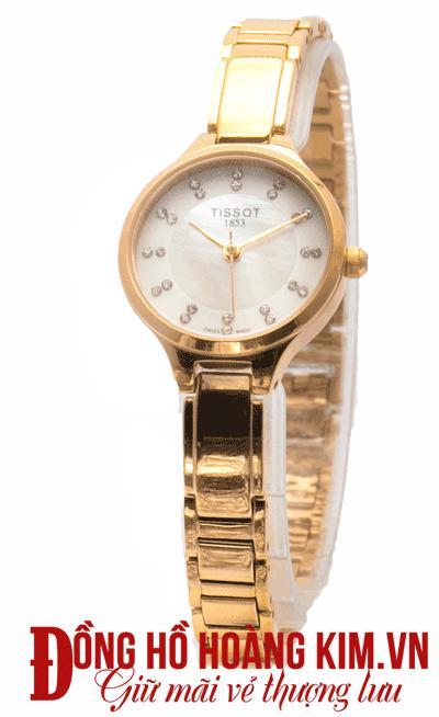 mua đồng hồ tissot nữ mới về