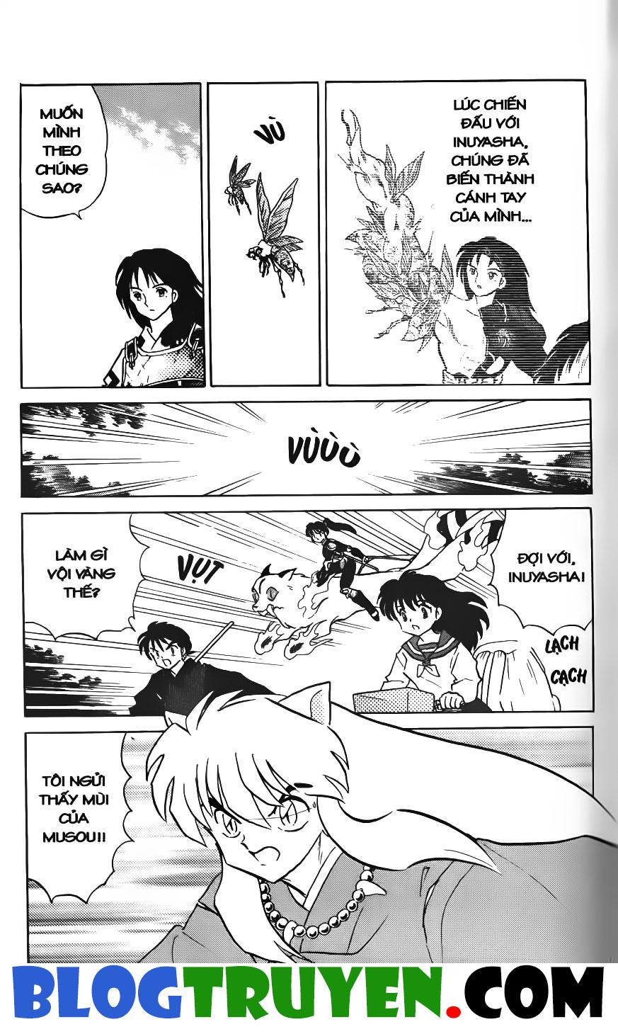 Inuyasha vol 22.2 trang 6