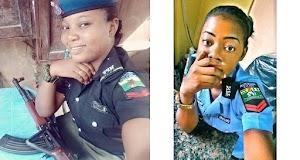 """Stop Criticizing Us, Be Thankful""- Female Police Officer Urges Nigerians"