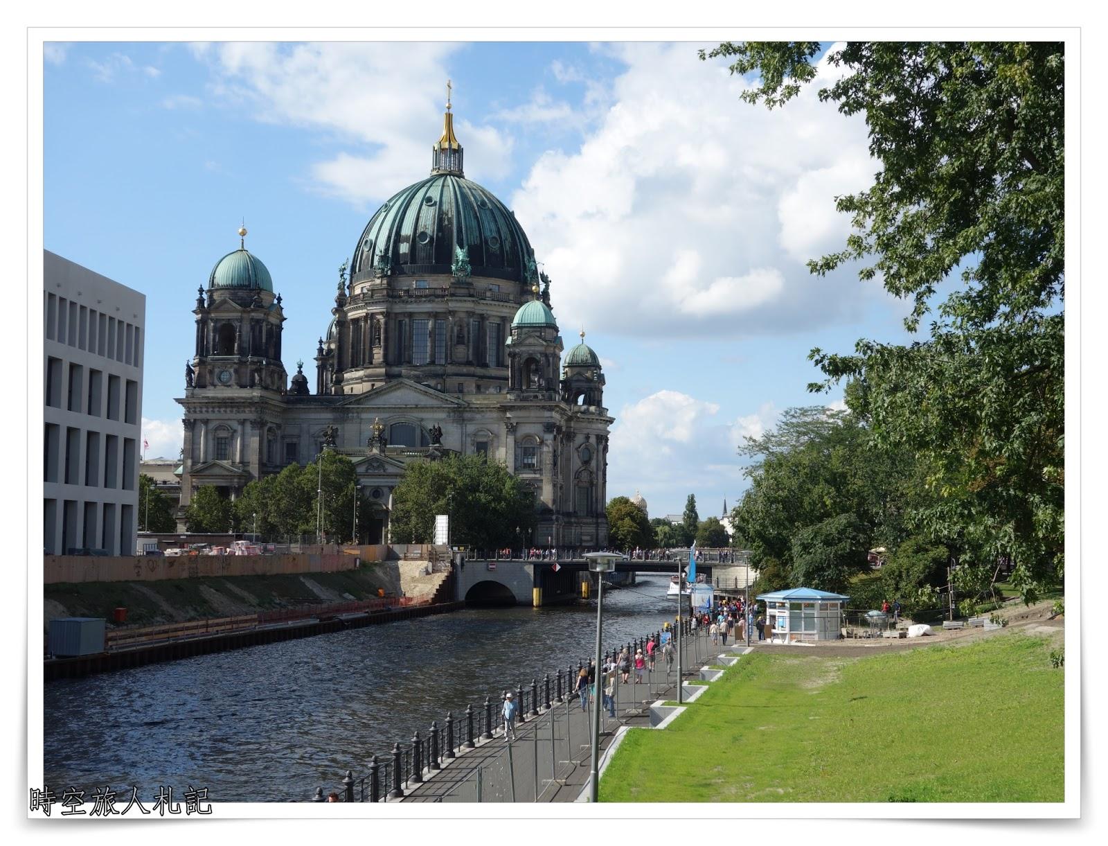 柏林景點(Part 1): 柏林電視塔、紅色市政廳、尼古拉教堂、博物館島