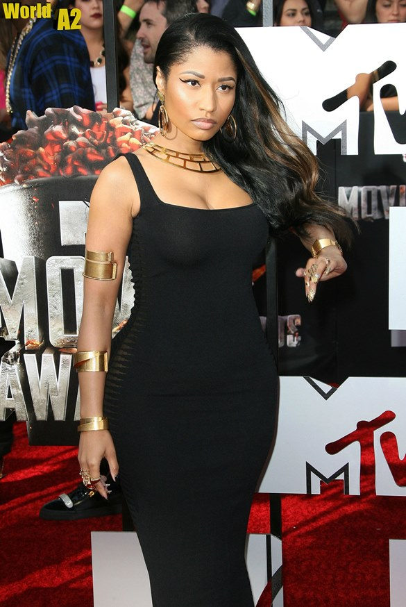 Visual da famosa Nicki Minaj 2016 3