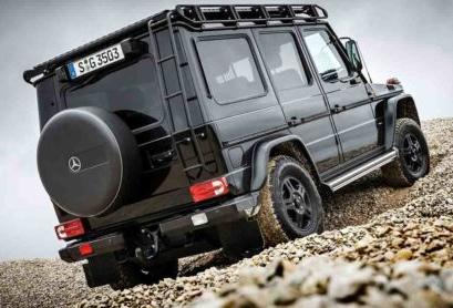 Mercedes Benz Recall 3 Juta Unit Produk Diesel di Eropa
