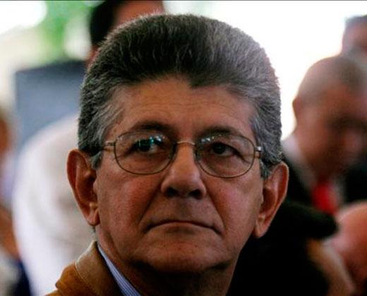 Ramos Allup podría quedarse sin inmunidad parlamentaria tras denuncia