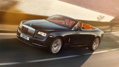 Rolls-Royce Dawn Berharga RM4 juta dilancarkan di Malaysia