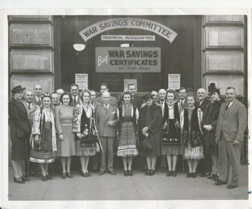 19 October 1940 worldwartwo.filminspector.com Winnipeg Ukrainian community