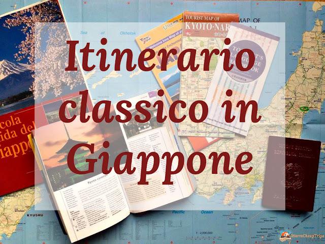 tour giappone, itinerario giappone, primo viaggio in giappone, giappone classico