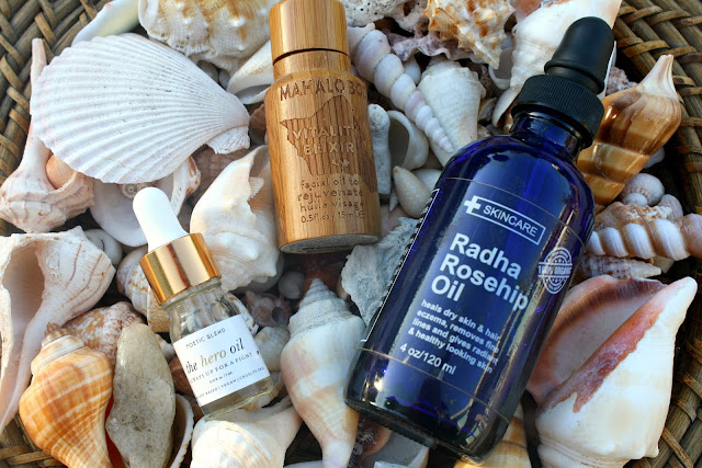 My Favorite Vegan Facial Oils