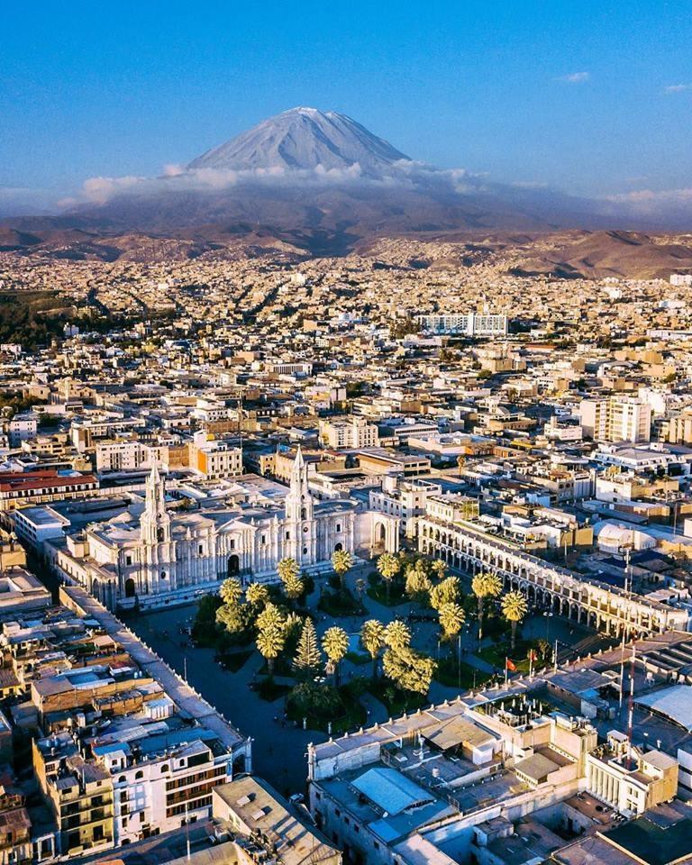 Volcán Misti de Arequipa