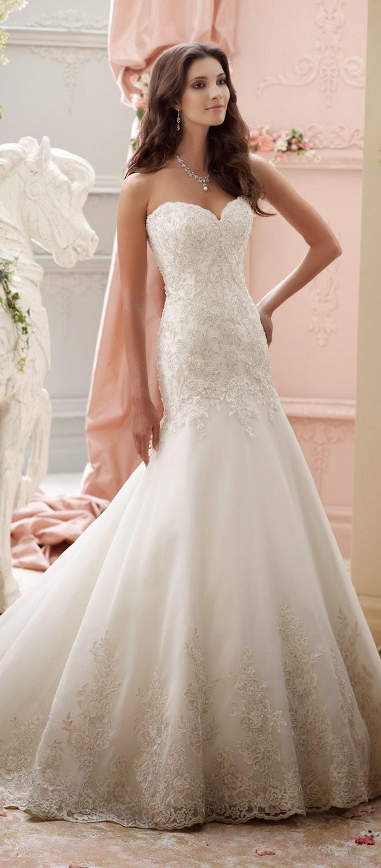 David Tutera Wedding Dresses 2015