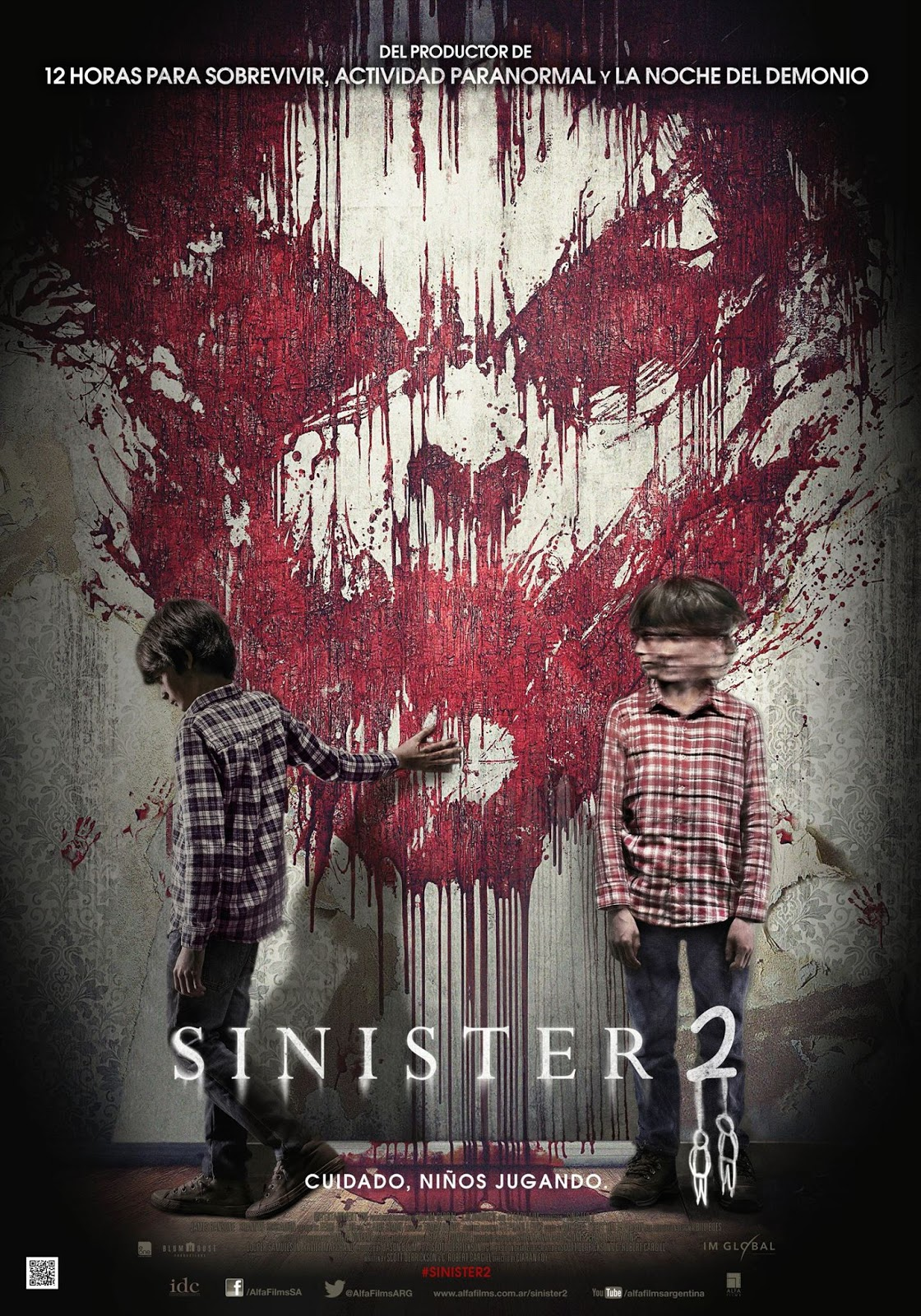 the films of 2015 sinister 2