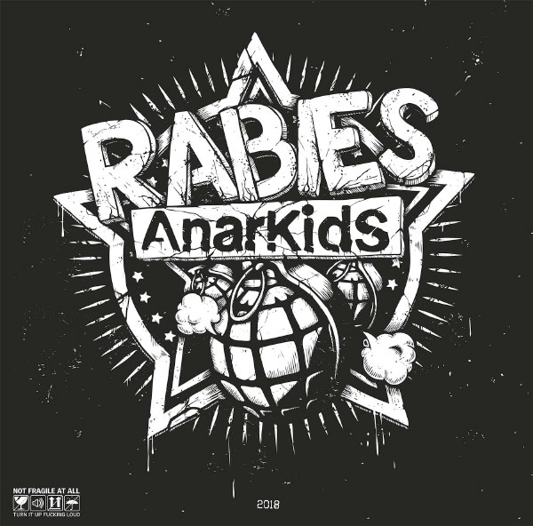 """Rabies premiere video for """"Let's Go!"""""""