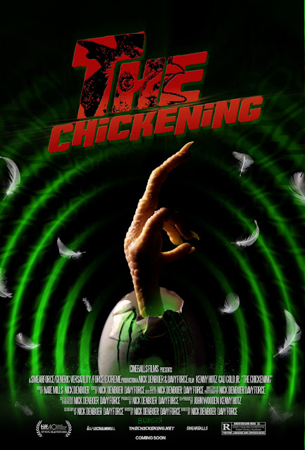 THE CHICKENING - TIFF POSTER