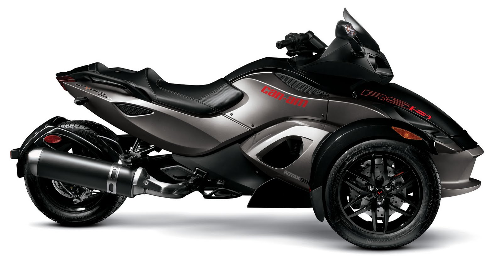 motorcycle pictures can am spyder rs s 2011. Black Bedroom Furniture Sets. Home Design Ideas