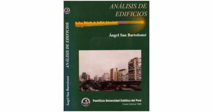 Análisis de Edificios - Ángel San Batolomé