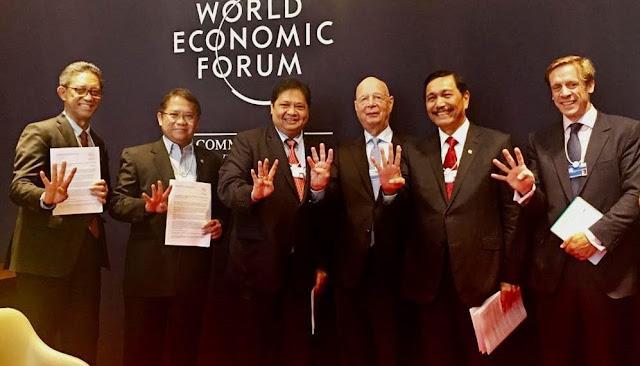 Airlangga Hartarto: Revolusi Industri 4.0 Buka Peluang Dongkrak 'Skill' SDM