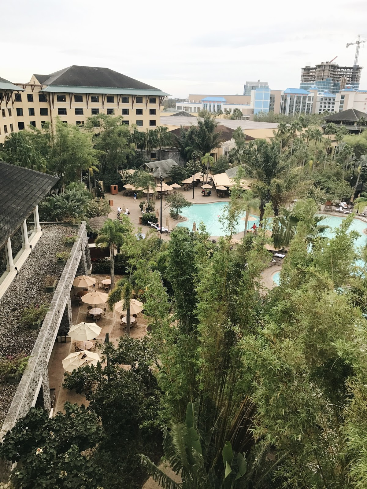 A Weekend at Loews Royal Pacific Resort With Universal Orlando