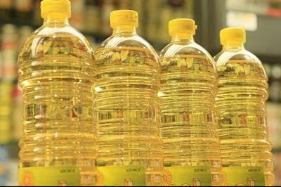 सोयाबीन से निर्मित तेल
